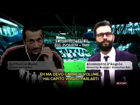 VIDEO - Juventus, le nuove intercettazioni di Report in onda questa sera