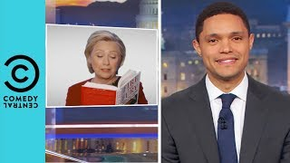 Hillary Clinton Throws Some Serious Shade At Donald Trump | The Daily Show