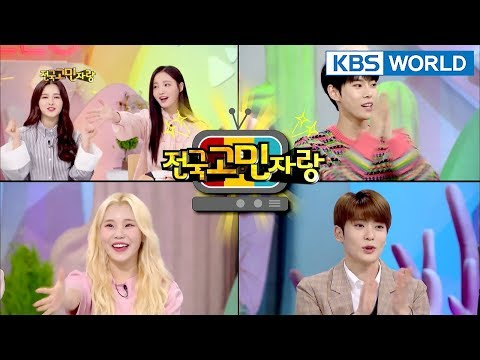 Guests : NCT127 & MOMOLAND [Hello Counselor/ENG,THA/2018.04.02]