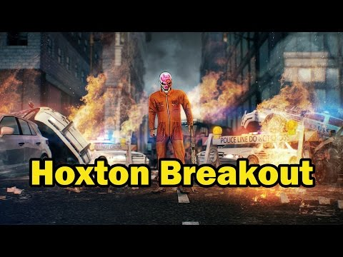 [Payday 2] Death Wish - Hoxton Breakout Pro