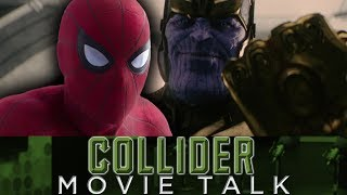 Collider Movie Talk – Spider-Man's Screentime Revealed in Avengers: Infinity War