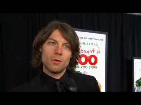 Patrick Fugit Interview Snippet at 'We Bought a Zoo' Premiere ...
