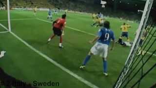 All backheel goals by Zlatan // Tutti Ibra-gol con tacco // Alla klackmål av Zlatan!