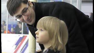 Alexander Plushenko, son of Evgeni Plushenko, 6 years, Michael Jackson Medley, 14.04.2019