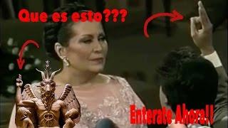 Juan Gabriel reveló su SECRETO junto a Lola Beltran / Singer Juan Gabriel was Illuminati ??
