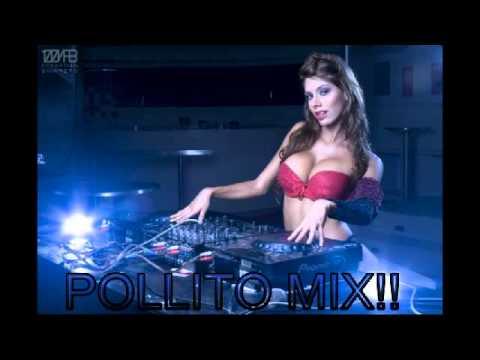 CUMBIAS ENGANCHADAS 2013 || POLLITO MIX!!
