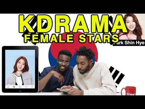 Like, DM, Unfollow: KDrama Female Stars