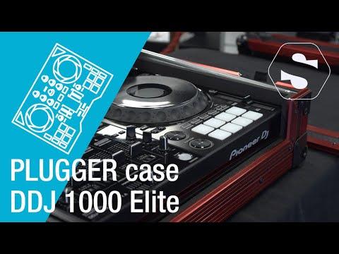 Vidéo Plugger case - Flight case DDJ 1000 Elite - SonoVente.com