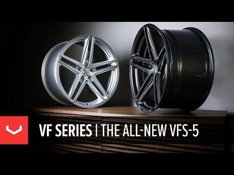 Vossen VFS5 Silver