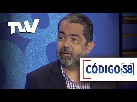 CÓDIGO 58 (Entrevista a Francisco Valencia) 12 DE ABRIL 2019 (3/5)