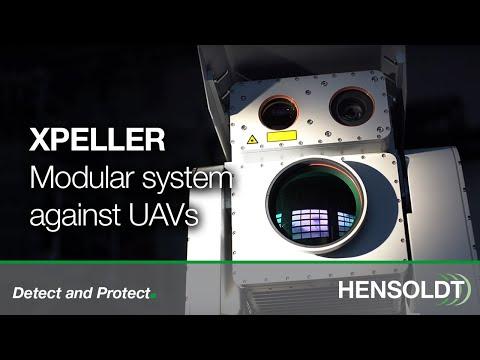 XPeller Counter UAV System