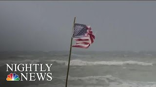 State Of Emergency In Louisiana As Barry Approaches | NBC Nightly News