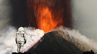 Naked Science - Volcano Alert