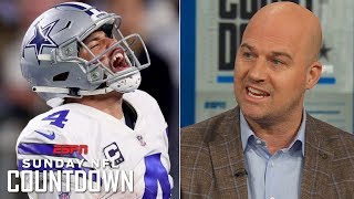 'Overrated' Cowboys can't compete with Rams or Saints - Matt Hasselbeck | NFL Countdown