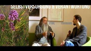 Dr. Wolf Dieter Storl & Jörg Fuhrmann (freiraum-Institut) im Dialog über Selbstversorgung, De-Hypnose und Eigenverantwortung