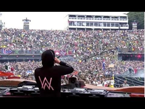 Alan Walker   Tomorrowland Belgium 2018