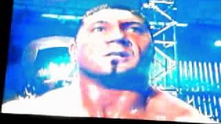 Batista vs Undertaker Promo WrestleMania 23