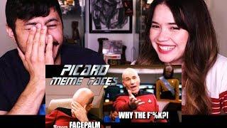 HONEST TRAILERS - STAR TREK: THE NEXT GENERATION   Reaction!