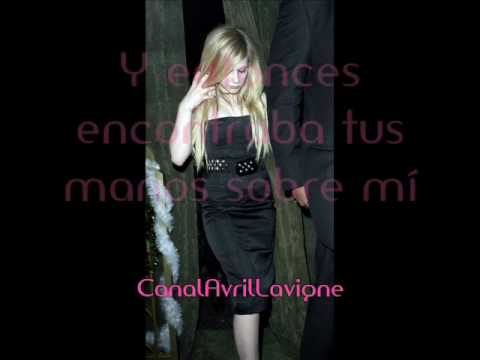 Avril Lavigne - Get Over It (traducida al español) b-side oficial