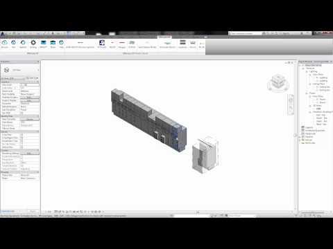 Schneider Electric SM6 24 introduction for Revit