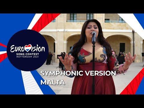Destiny - Symphonic version of Je Me Casse - Malta MT - Eurovision 2021