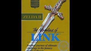 Zelda II: The Adventure of Link Video Walkthrough