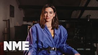 Dua Lipa I 90-second Interview