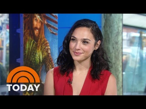 Gal Gadot Talks About New Movie 'Justice League' And Sexual Harassment In Hollywood | TODAY