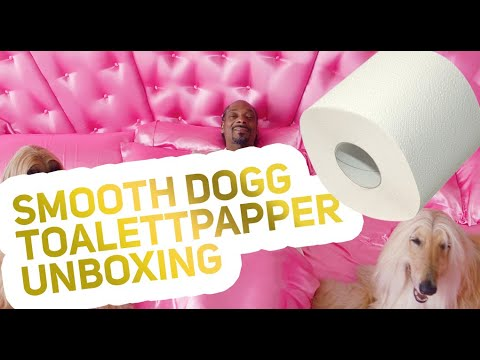 Toalettpapper (Smooth Dogg) Unboxing