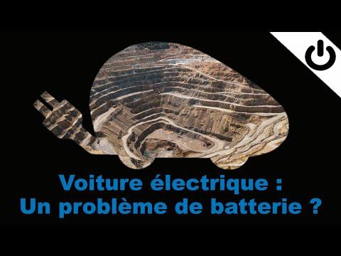 Voiture électrique: un problème de batterie ?
