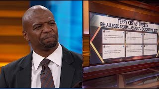 Terry Crews On Going Public With Sexual Assault Allegations: 'Once I Decided To Get Rid Of The Sh…