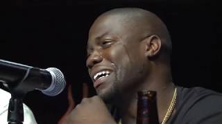 Kevin Hart cries tears laughing at Comedian Pharmacist LaVar Walker