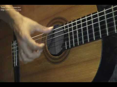 WALTER LOZADA 1 Curso de guitarra peruana / Vals acompañamiento 1