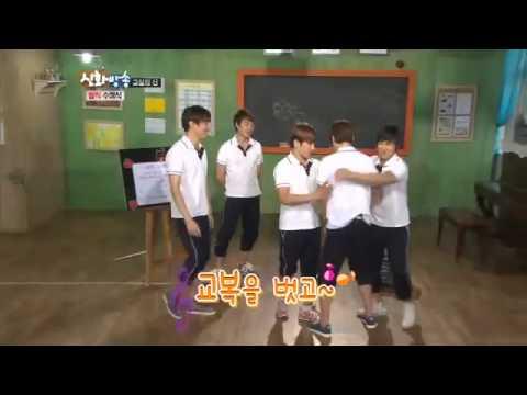 [JTBC] 신화방송 (神話, SHINHWA TV) 17회 명장면 - 뒤바뀐 운명의 벌칙 수여식