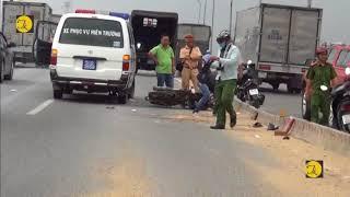 TPHCM, Lại tai nạn nghiêm trọng quận Bình Tân, 1 người chết