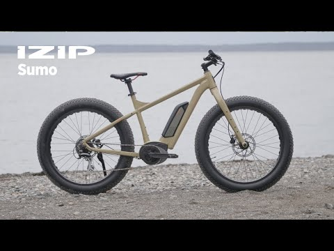 2021 IZIP Sumo Fat Tire eBike