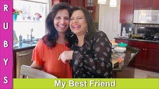 Family Vacation VLOG Meeting my Best Friend in San Francisco in Urdu Hindi - RKK