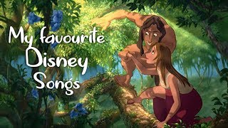 Personal Ranking   Top 30 Disney Songs   Multilanguage