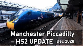 What's happening to Manchester? - HS2 Update