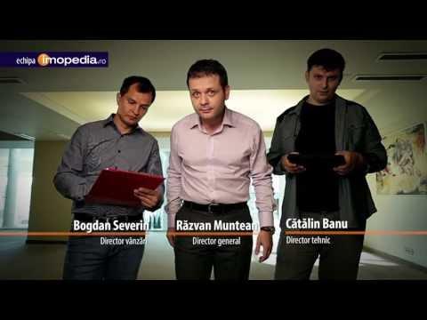 Noul portal imobiliar IMOPEDIA.ro - Echipa