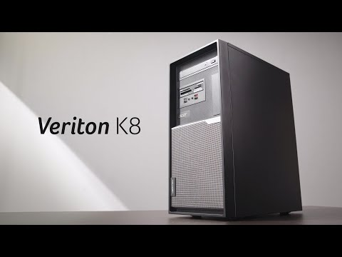 Acer Veriton K8 Workstation - Powerful and Efficient | Acer
