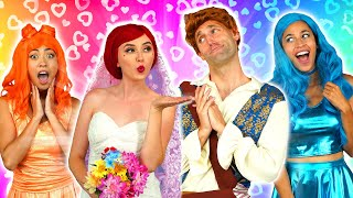 WATERMELON SUGAR (MUSIC VIDEO). SUPER POPS ELECTRA POP'S MAGIC WEDDING? (Season 4 Episode 4 Part 2)
