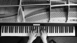 Radiohead – Weird Fishes/Arpeggi (Piano Cover)