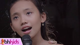 Nhật Ký Của Mẹ - Bé Phương Anh | MV Nhạc Vu Lan 2017