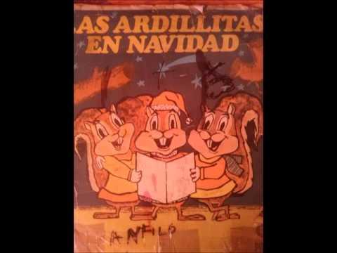 Las Ardillitas en Navidad de Lalo Guerrero  Panfilo en Orbita