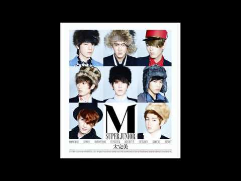 Super Junior M - 吹一樣的風 (My All Is In You)