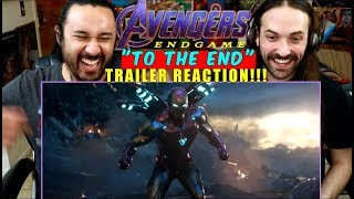 "AVENGERS: ENDGAME | ""To the End"" 