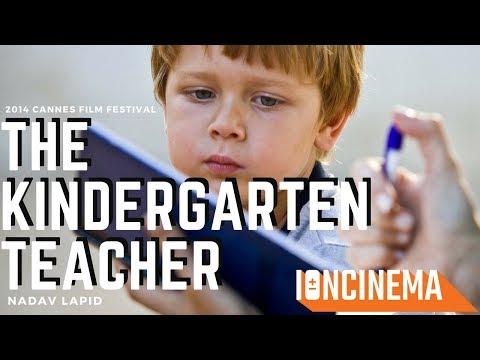 2014 Cannes Film Festival: Presentation of Nadav Lapid's The Kindergarten Teacher