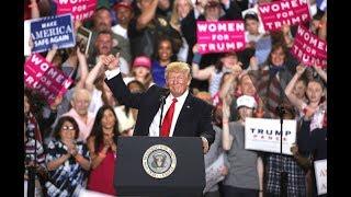 BREAKING: President Donald Trump Gives Amazing Speech in Moon Township Pennsylvania
