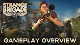Strange Brigade - Gameplay Overview